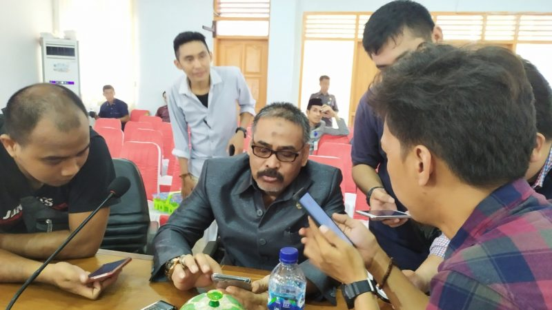 Ketua Komisi D DPRD Bulukumba, Muhammad Bakti [DOC. Kumanika.com]
