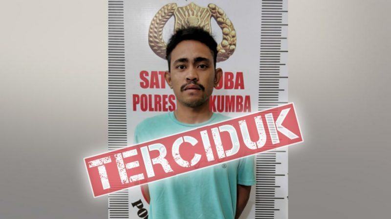 Rias Fajar (24) Pelaku Penyalahgunaan Narkoba di Bulukumba