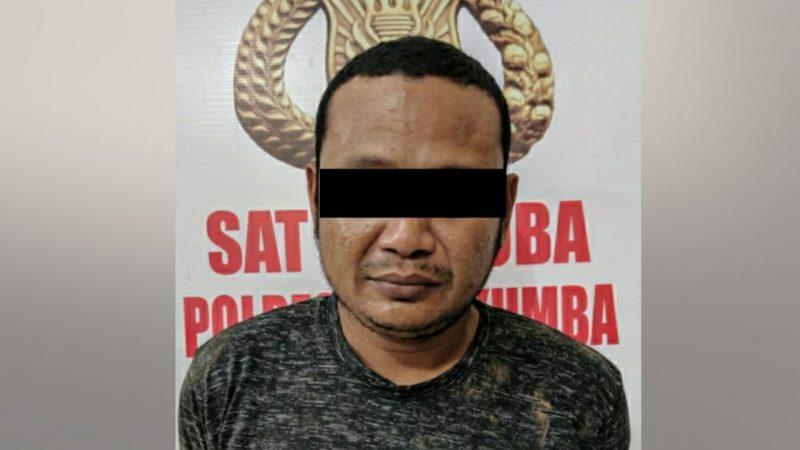 HR (33) Pelaku penyalahgunaan narkoba di Bulukumba, Rabu (24/6/2020).