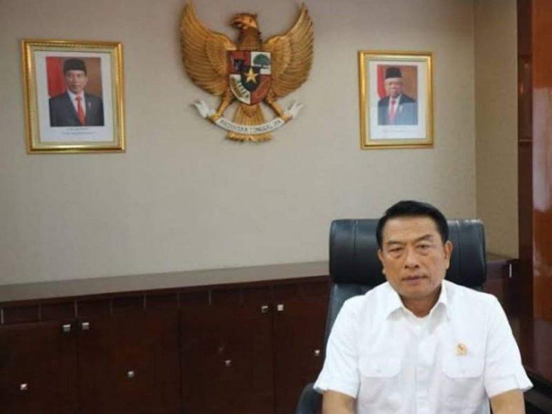 Kepala Staf Presiden, Moeldoko [IST]