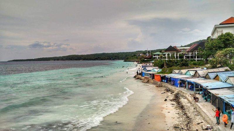 Kawasan wisata Pantai Tanjung Bira [Src. Instagram @Oshiri]