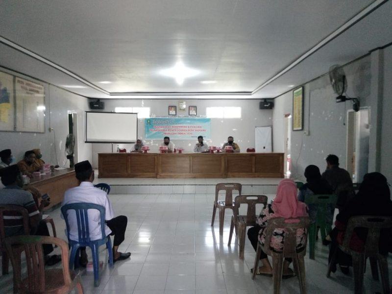 Warga Desa Saukang Sinjai tolak wacana Bupati Sinjai buat rumah isolasi pesien Covid-19 ditengah pemukiman warga. (Ist)