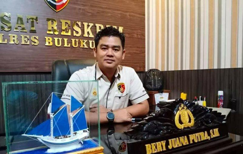 Kasat Reskrim Polres Bulukumba, AKP Bery Juana Putra [Ist].