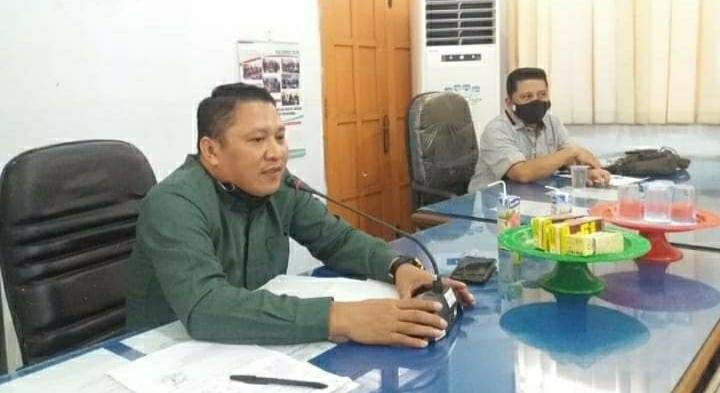 Ketua Komisi B DPRD Bulukumba, Fahidin HDk [IST]