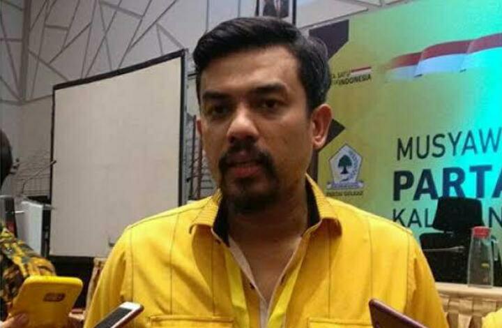 Ketua Badan Pemenangan Pemilu (BAPPILU) DPP Partai Golkar Maman Abdul Rahman.