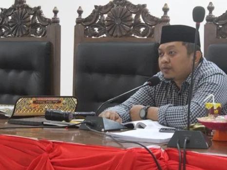 Ketua DPRD Bulukumba, Rijal