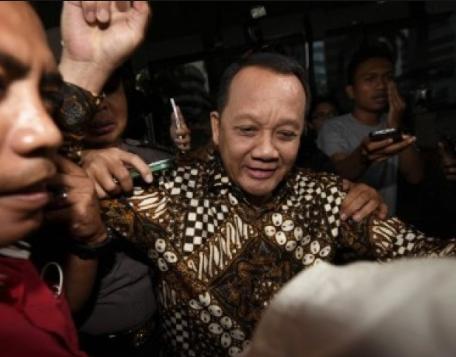 Nurhadi mantan Sekretaris MA saat ditangkap KPK (ist)