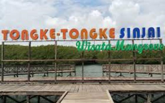 Wisata Tongke-Tongke Kabupaten Sinjai (ist)
