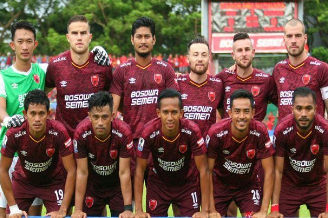 Tim PSM Makassar (IST)