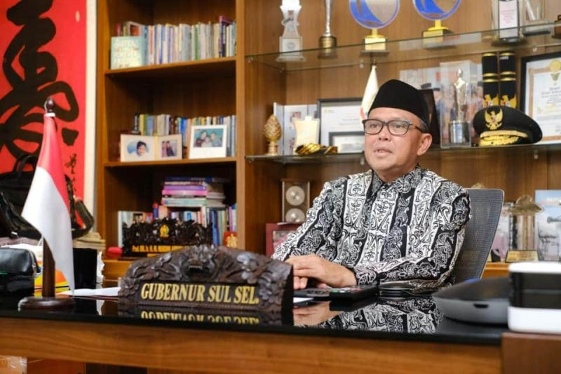 Gubernur Sulawesi Selatan, Nurdin Abdullah [IST]