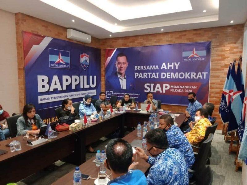 Bappilu DPP Partai Demokrat [Src/IST: Kamhar Lakumani]