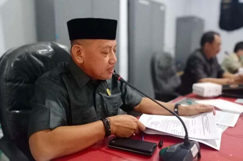 Legislator PBB Bulukumba, H Safiuddin [IST]
