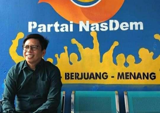 Ketua DPD NasDem Bulukumba, Tomy Satria Yulianto [IST]