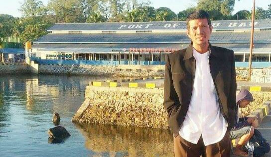 Direktur SCW Bulukumba, Laode Hardiman.