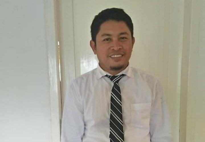 Komisioner Bawaslu Bulukumba Divisi Hukum, Penanganan Pelanggaran dan Penyelesaian Sengketa, Bakri Abubakar.