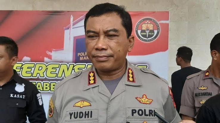 Kapolrestabes Makassar, Kombes Pol Yudhiawan Wibisono. (ist)