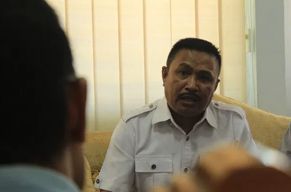 Wakil Ketua DPRD Bulukumba, H. Patudangi Asiz