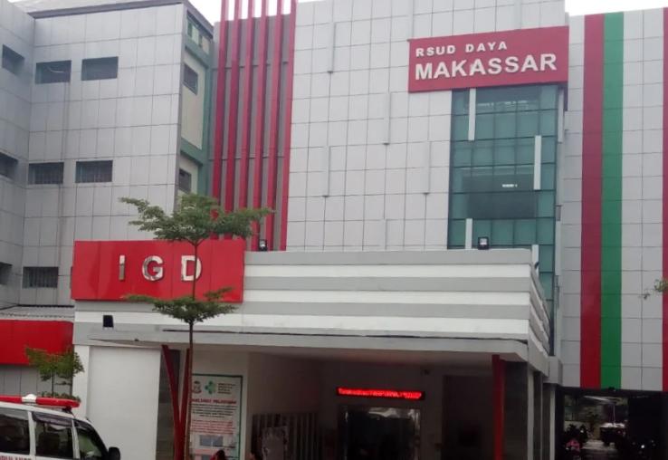 RSUD Daya Makassar (ist)