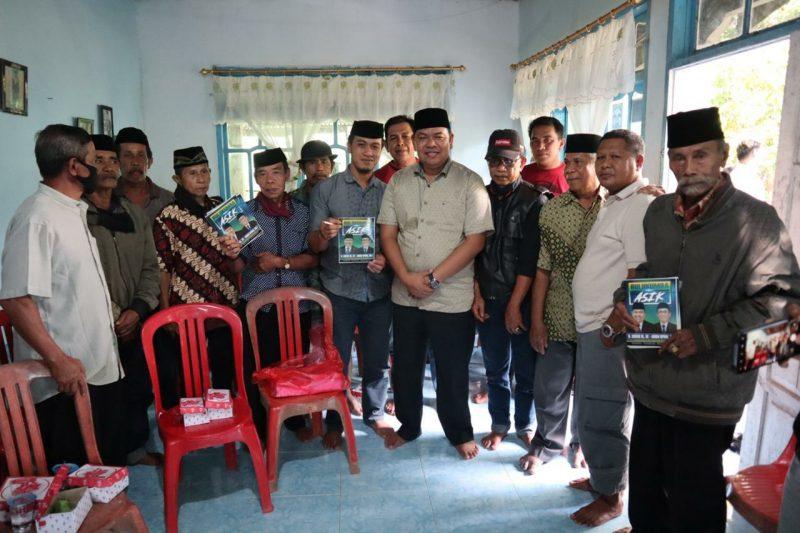 Sosialisasi Askar HL, saat sosialisasi di Tanete, kecamatan Bulukumpa, Rabu (2/7/2020). [IST]