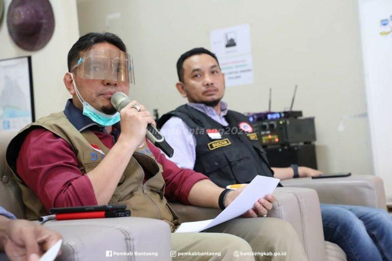Jubir Satgas Covid-19 Bantaeng, dr Andi Ihsan. [Foto: Humas Pemkab Bantaeng]