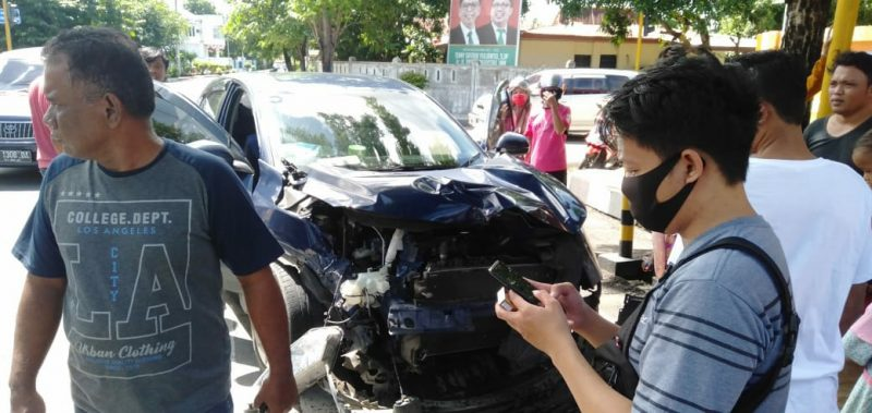 Kecelakaan di Bulukumba, Sabtu (18/7/2020).