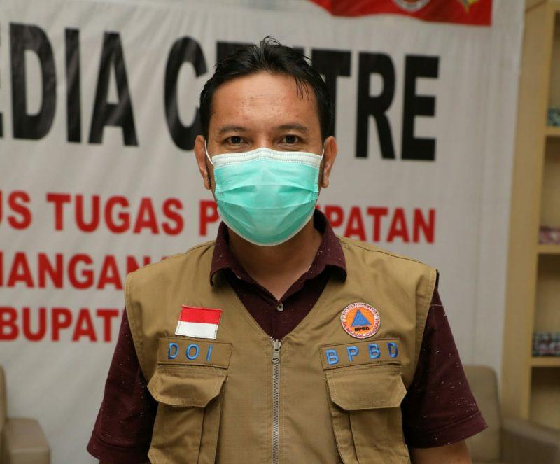 Juru bicara TGTPP Bantaeng, dr Andi Ihsan [IST]