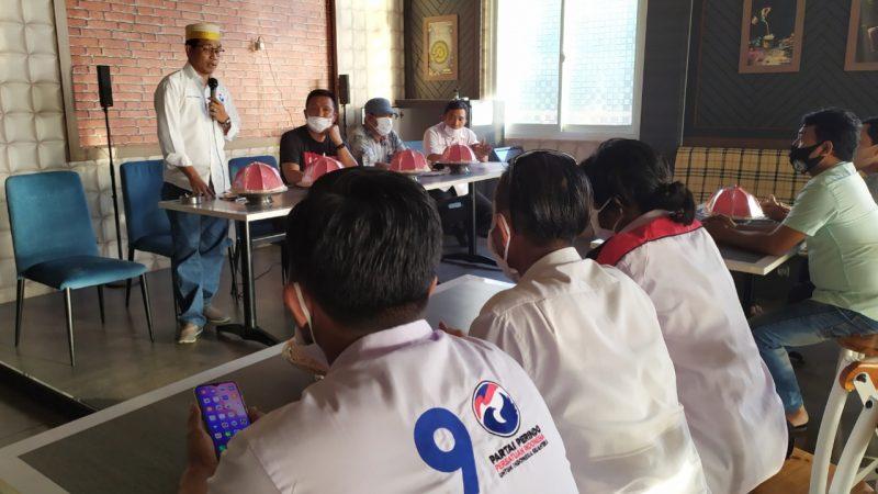 Ketua DPW Sulsel Partai Perindo Nyatakan Dukungan ke Pasangan Harapan Baru di Pilkada Bulukumba. [IST]