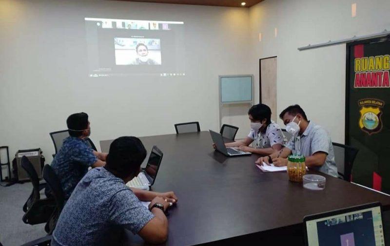 Vidcom unit Tipikor Polres Bulukumba [IST]