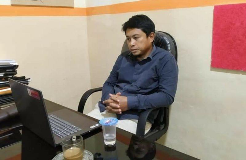 Komisioner Bawaslu Bulukumba, Bakri Abubakar [IST]