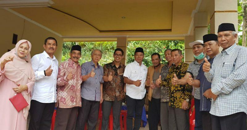 Sejumlah tokoh di kecamatan Bulukumpa nyatakan dukungan ke Harapan Baru (Andi Utta-Edy Manaf), Sabtu (8/8/2020).
