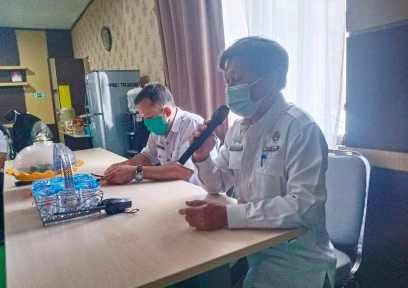 Direktur RSUD Andi Sulthan Dg Radja Bulukumba, dr. Abdur Rajab.