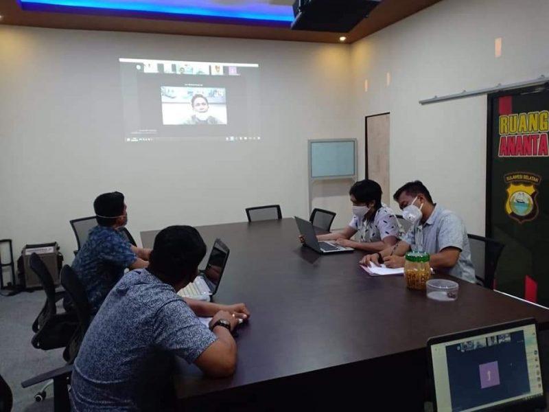 Vidcom Unit Tipikor Reskrim Polres Bulukumba [IST]