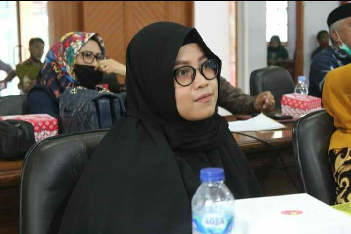 Anggota DPRD Bulukumba Fraksi PKB, Andi Soraya Widyasari