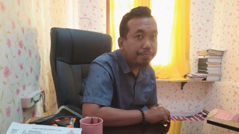 Komisioner KPU Bulukumba, Wawan Kurniawan [Doc. Kumanika.com]