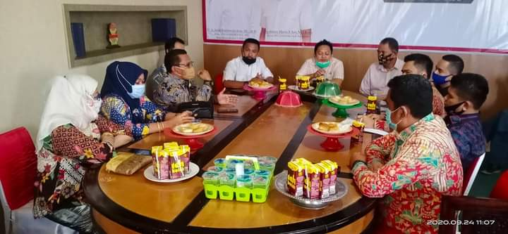 Anggota DPRD Buton Tengah Studi Banding ke DPRD Bulukumba