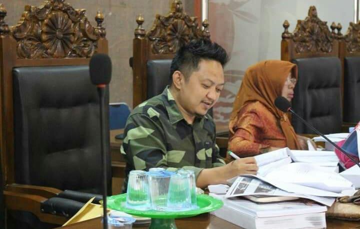 Ketua DPRD Bulukumba, H Rijal