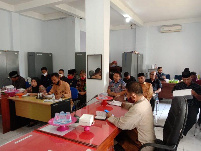 Rapat komisi A DPRD Bulukumba