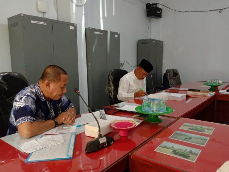 Rapat Evaluasi Bersama Pemerintah Kecamatan di Komisi A DPRD Bulukumba