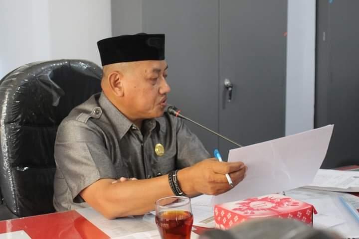 Wakil ketua komisi A DPRD Bulukumba, H Safiuddin
