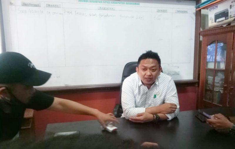 Ketua DPRD Bulukumba, H Rijal [IST]