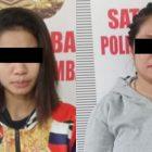 MU dan NU diringkus Anggota Satres Narkoba Polres Bulukumba karena kedapatan kuasai Sabu-sabu