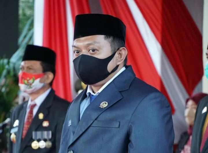 Ketua DPRD Bulukumba, H Rijal S sos