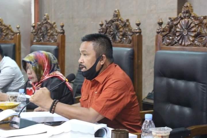 Wakil Ketua DPRD Bulukumba, Patuddangi Azis