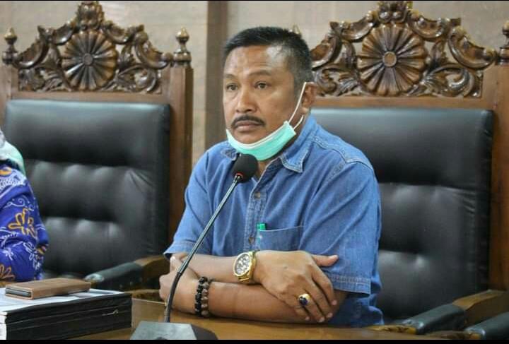 Wakil Ketua DPRD Bulukumba, H Patudangi Azis