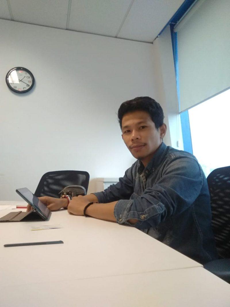 Peneliti LBH Panrita Lopi, Rahman Razak