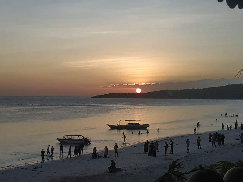 Pantai Pasir Putih Tanjung Bira. (Doc:Kumanika)