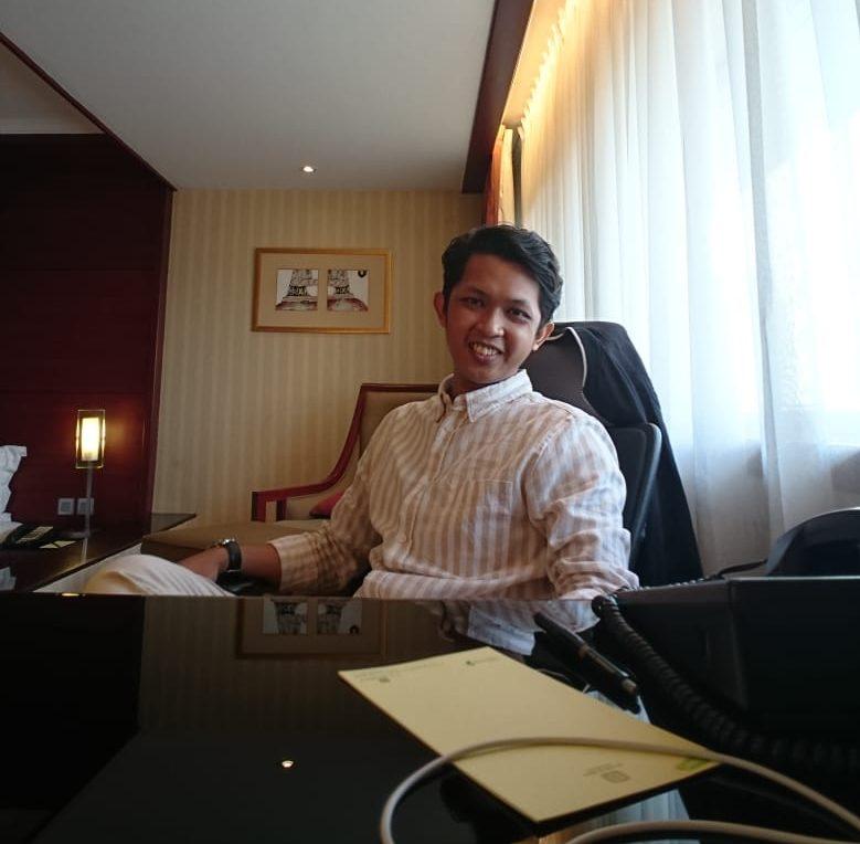 Praktisi Hukum, Marwan Fadhel