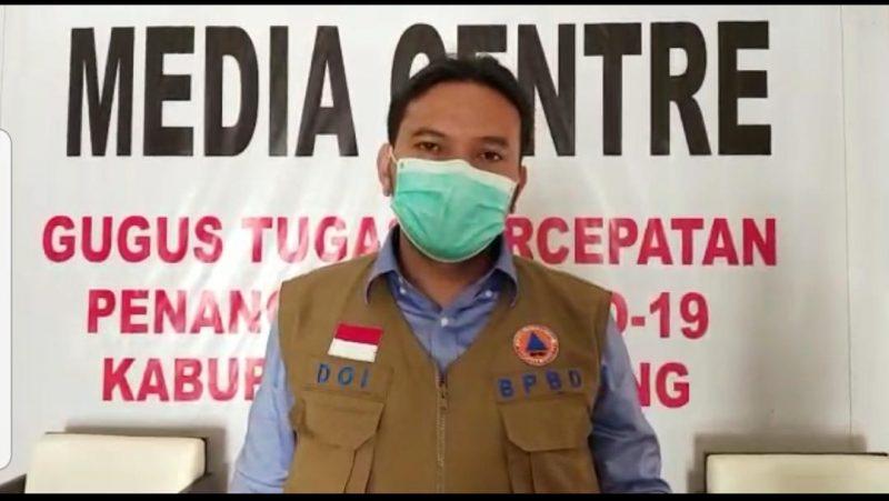 Juru bicara Satgas Penanganan Covid-19 Kabupaten Bantaeng, dr Andi Ihsan