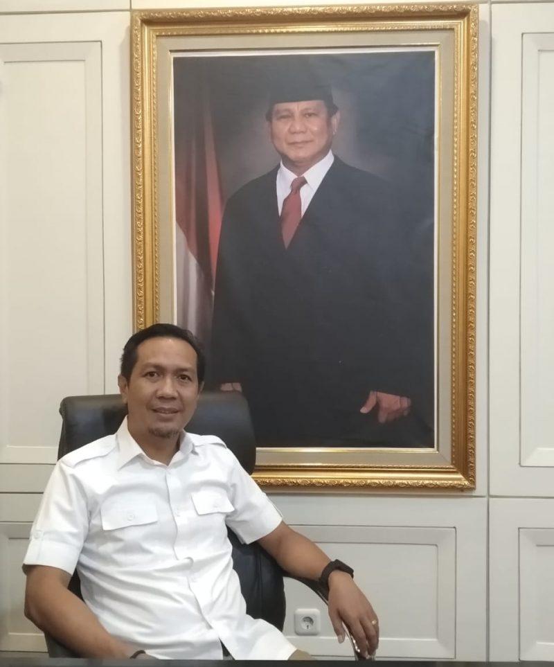 Ketua DPC Gerindra Bulukumba, Syahruni Haris