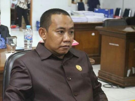 Anggota Komisi A DPRD Bulukumba, Ahmad Akbar